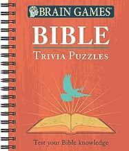 Brain Games - Bible Trivia Puzzles