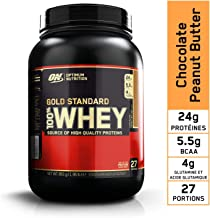 Optimum Nutrition 100% Whey Gold Standard,Chocolate Peanut Butter,2lb (0.9 kg)
