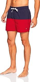 TOMMY HILFIGER Men's Drawstring Swim Shorts