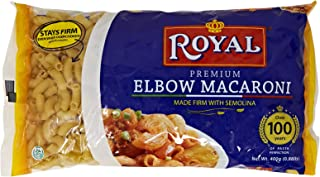 Royal Elbow Macaroni Pasta - 400 Gm