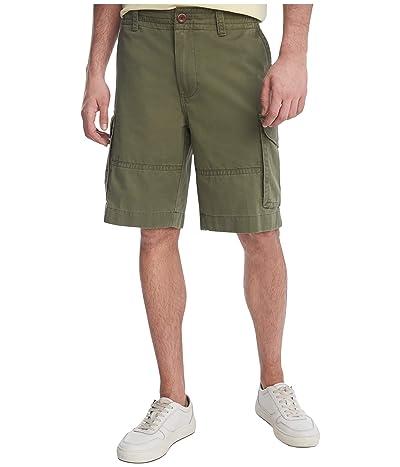 Tommy Hilfiger Cargo Shorts (Army Green) Men