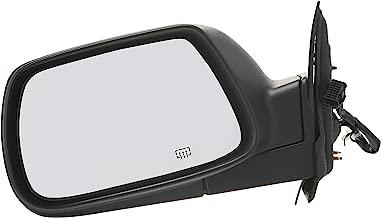 Depo 333-5401L3EFH Texture Black Driver Side Power Heated Mirror