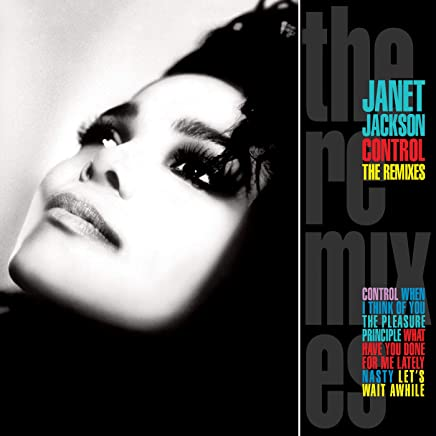 Janet Jackson - Control: The Remixes (2019) LEAK ALBUM