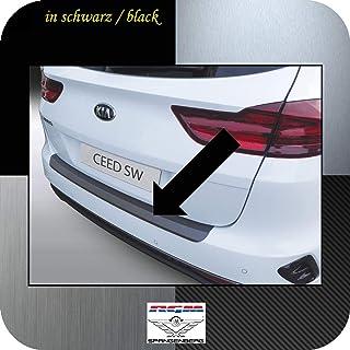 RBP203 Colore: Nero Protezione paraurti per Suzuki SX4 Kombi 5 Porte Anno di Costruzione 06.2006 RGM Richard Grant Mouldings Ltd