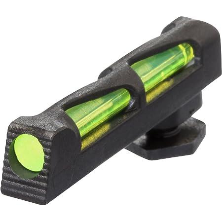 HIVIZ GL2014 Glock Interchangeable LITEWAVE Front Handgun Sight , Black