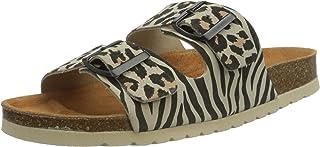 Vero Moda Vmalda Leather Sandal, Sandalia Mujer