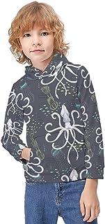 Kid's Novelty Sweater Ninja Cat Cool Graphic Thicken Hoodies Warm Hooded Pullover Top Sweatshirt-