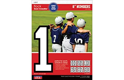 Best iron numbers for jerseys