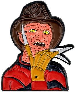 Dream Demon Classic Halloween Horror Movie Lover Enamel Lapel Pin