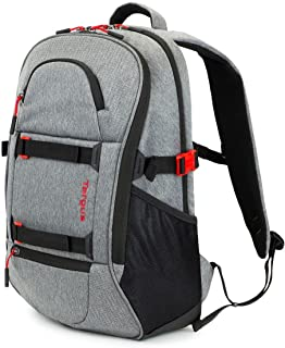 Targus Urban Explorer Backpack with Protective Sleeve Designed for Travel and Ourdoor Commute fits up to 15-Inch Laptop, G...
