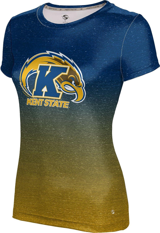 ProSphere Kent State University Girls' Performance T-Shirt (Ombre)