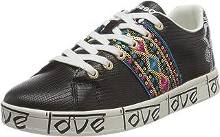 Desigual Sneakers Low, Baskets pour Femme