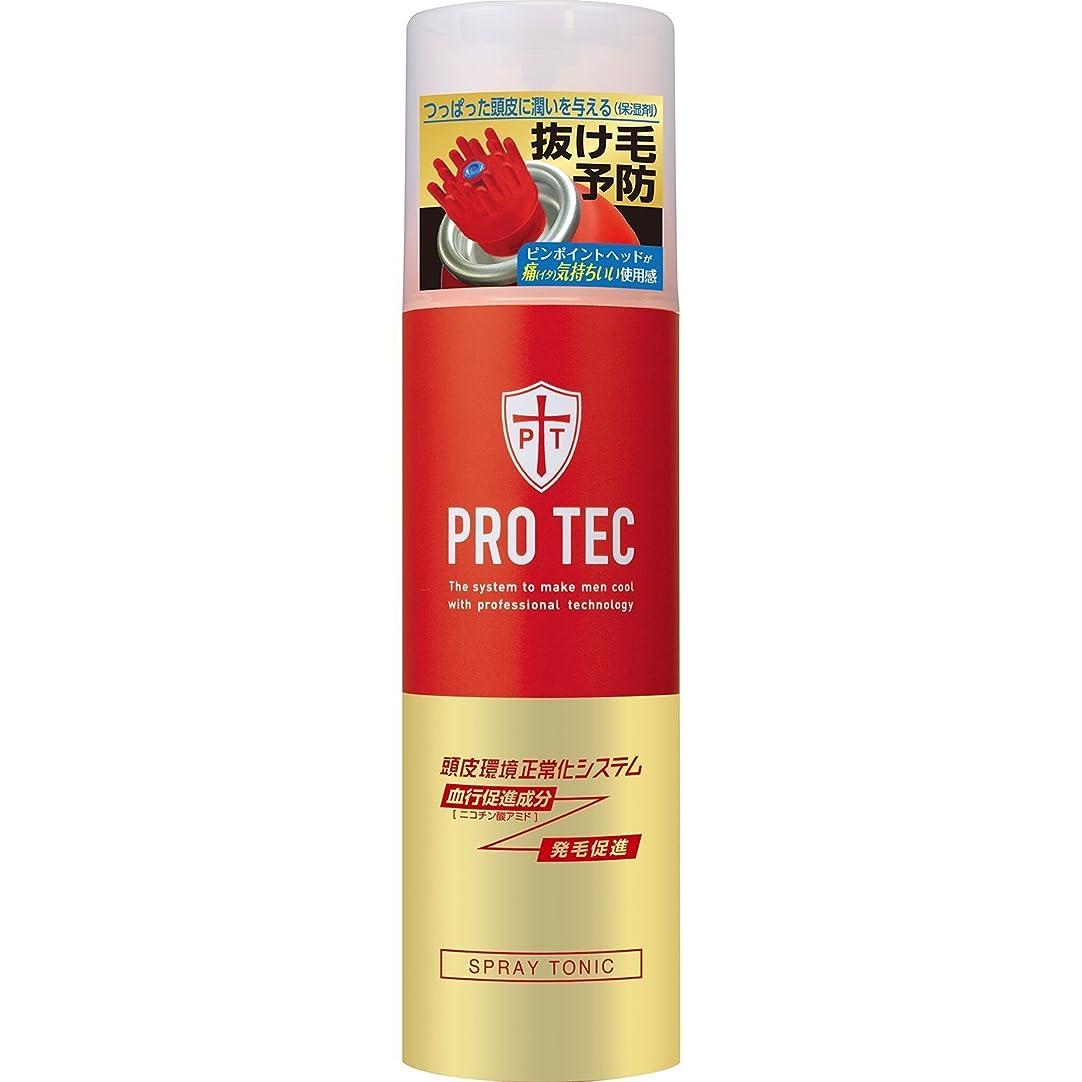 幻影感動する化学PRO TEC(プロテク) スプレートニック 150g (医薬部外品) ×20個セット