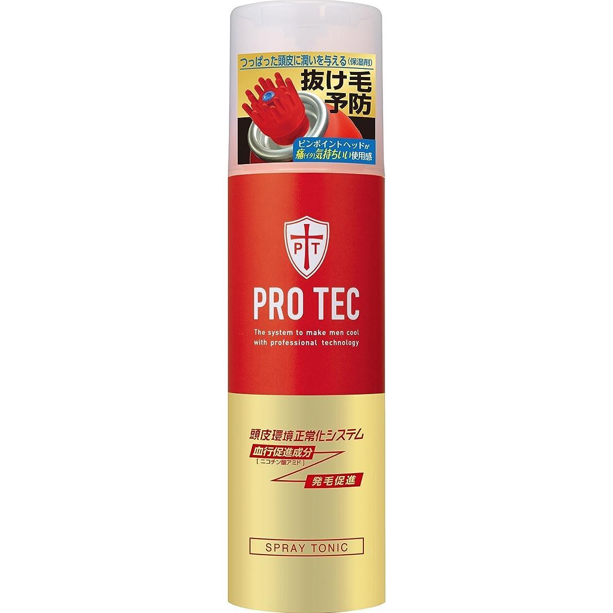 習慣成人期厚くするPRO TEC(プロテク) スプレートニック 150g (医薬部外品) ×20個セット