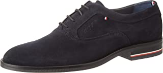 Tommy Hilfiger Signature Hilfiger Suede Oxford, Mocassins (Loafers) Homme