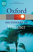 weather oxford dictionary