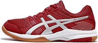 ASICS Men's Prime RED/Silver/Wine Synthetic Sports Shoes Uk-8