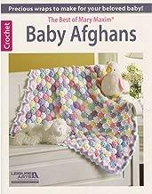 LEISURE ARTS LEA6187 Best of Mary Maxim BabyAfghans