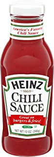 heinz sweet chilli ketchup