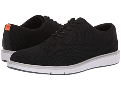 SWIMS Motion Knit Cap Toe (Black/Gray) Men