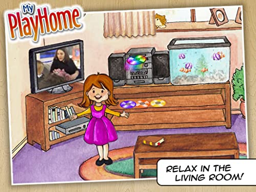 『My PlayHome Lite』の1枚目の画像