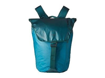 Osprey Transporter Flap Pack (Westwind Teal) Backpack Bags
