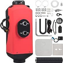 Happybuy 8KW Diesel Air Heater 12V Diesel Parking Heater 10L Tank Diesel Heater with Knob Switch for RV Bus Motorhome Boat Car (12V 8KW Air Diesel Heater Fuel Consumption 0.21-0.65(l/h))