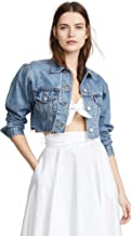 Levi's Women's Cropped Trucker Jacket