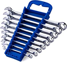 "Max Torque 9-Piece Premium Combination Wrench Set, Standard Inch Sizes from 1/4"" to.."