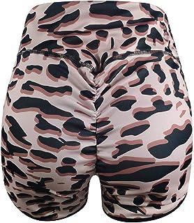Summer Ladies Shorts Loose Casual Woman Basic Slip Bike Compression Workout Leggings Yoga Capris