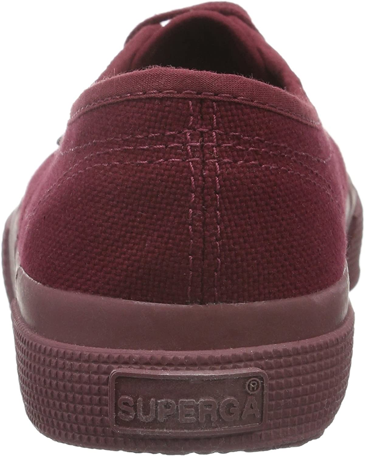 Superga 2750 Cotu Classic Trainers, Baskets Basses Mixte Adulte Rot F52