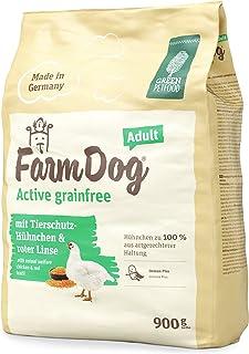 Green Petfood Farmdog Active Grainfree 2,7kg (Menge: 3 je Bestelleinheit)