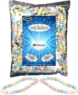 Smarties Candy Necklaces 30 count