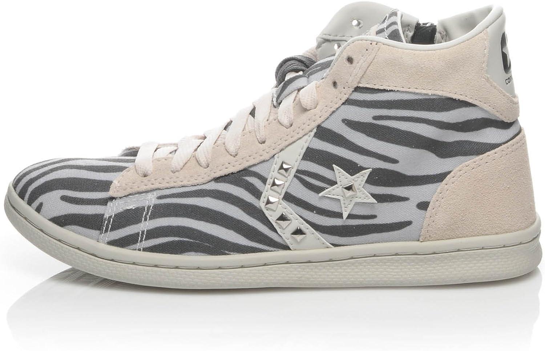 Converse Hightop Sneaker Mid Pro Leather Lp Can Zip Pri