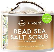 O Naturals Ultra Hydrating Exfoliating Coconut Oil Dead Sea