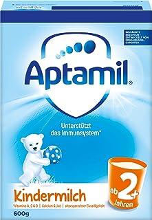 Aptamil 爱他美幼儿奶粉2段+(2岁+) 5盒装 (5 x 600 g)(包装更替)
