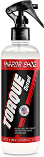 Torque Detail Mirror Shine - Super Gloss Wax & Sealant Hybrid Spray Superior Shine w/Professional Detailer Protection - Quickly Applies in Minutes, Each Coat Last Months (8oz)