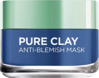 L'Oréal Paris Pure Clay Marine Algae Anti-Blemish Mask 50ml