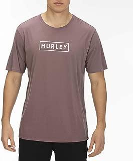 Men's Boxed Logo Short Sleeve Tshirt