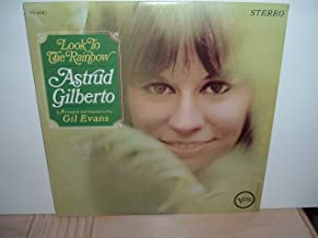 Astrud Gilberto - Look To The Rainbow - rare Verve Stereo Jazz vinyl LP