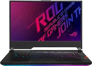 "ROGStrixSCAR 15 G532LWS-AZ157T, Notebook con Monitor 15,6"" FHD Anti-Glare 240Hz, Intel Core i7-10875H, RAM 8GB, NVIDIAG..."