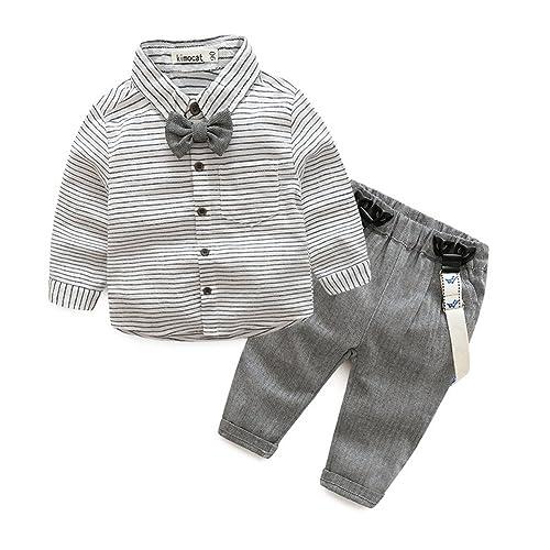 Baby Festliche Kleidung Junge: Amazon.de