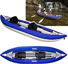 Aquaglide Chinook 100 Inflatable Kayak.