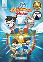 JJ's Science Adventure: Magnets (English Edition)