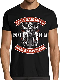 T-Shirt Moto Bref J'Ai Une Ducati Humour idée Cadeau Motard