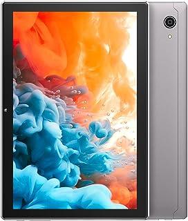 【2021NEWモデル】 ワンーキョー Android10 タブレット P40 【Octa core 2GHz 四つ360°スピーカー内蔵 キーボード対応】 10.1インチ 32GB+3GB+512GB拡張可能 Wi-Fiモデル HDMI Bl...