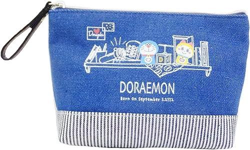 Doraemon boat pen case secret room of