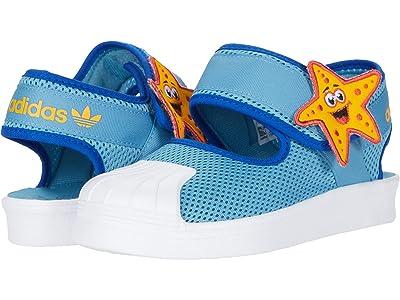 adidas Originals Kids Superstar 360 Primeblue (Little Kid)