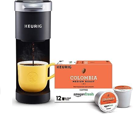 Keurig K-Mini Single Serve Coffee Maker with AmazonFresh...
