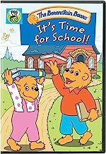 Berenstain Bears: It's Time for School! DVD